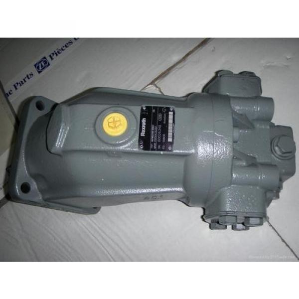 R909611255 A7VO80LRH1/61R-PZB01-S Γνήσια υδραυλική αντλία #2 image