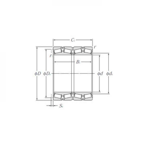 375-S/372A Ρουλεμάν με κυλίνδρους #1 image