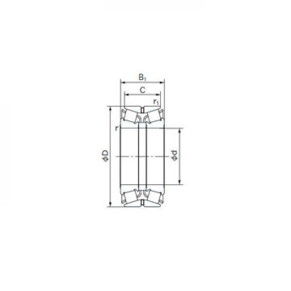 375-S/372A Ρουλεμάν με κυλίνδρους #2 image